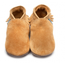 Moccasin Tan