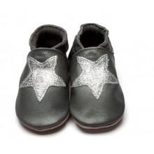 Starry Metallic Grey/Glitter