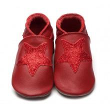 Starry Red/Glitter